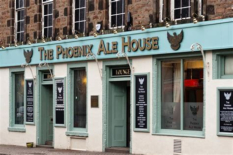 the ale house the phoenix phoenix ale house inverness real ale pub