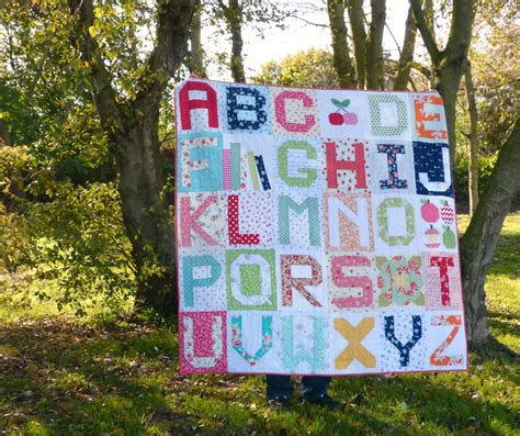 How Do You Spell Quilt by Pretty Quilts Moda Spell It With Fabric