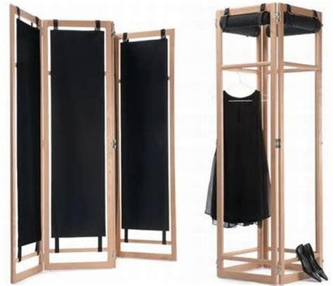 screen room divider and a wardrobe hometone