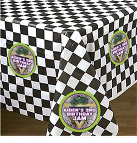 grave digger truck birthday supplies jam grave digger truck supplies