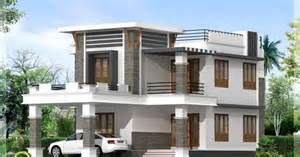 flat roof home design 167 sq meters home sweet home