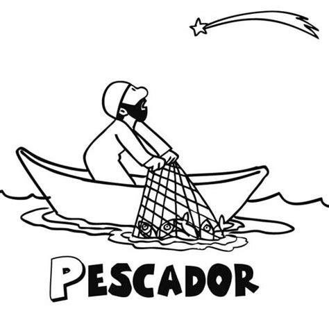 de ni a pescando para imprimir y pintar dibujos para colorear de la dibujos de pescadores para imprimir y pintar colorear