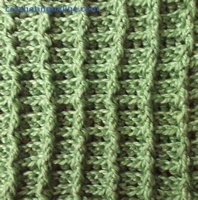 how to crochet tracks double crochet tracks crochet stitches crochet stitch