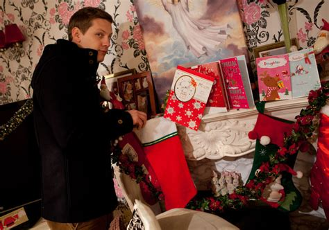 hollyoaks christmas 2012 behind the scenes hollyoaks