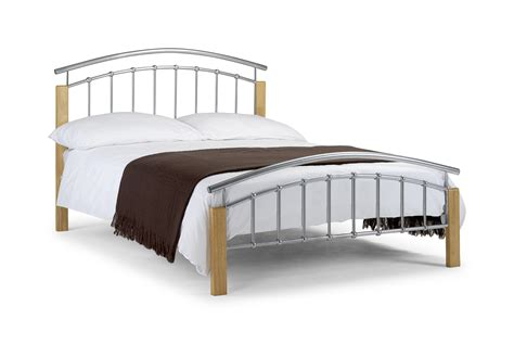 Bed Frame Shopping Julian Bowen Aztec 4ft Small Bed Frame