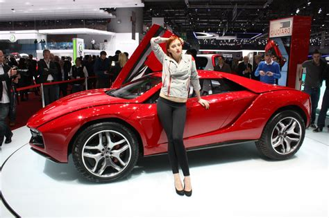 ItalDesign Giugiaro Parcour is a rough and tumble