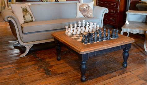 chess table crafted chess table chess pieces arthaus150