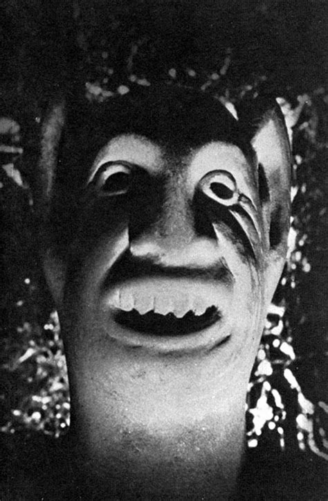Sculpture of a Young Ghoul by Clark Ashton Smith (from