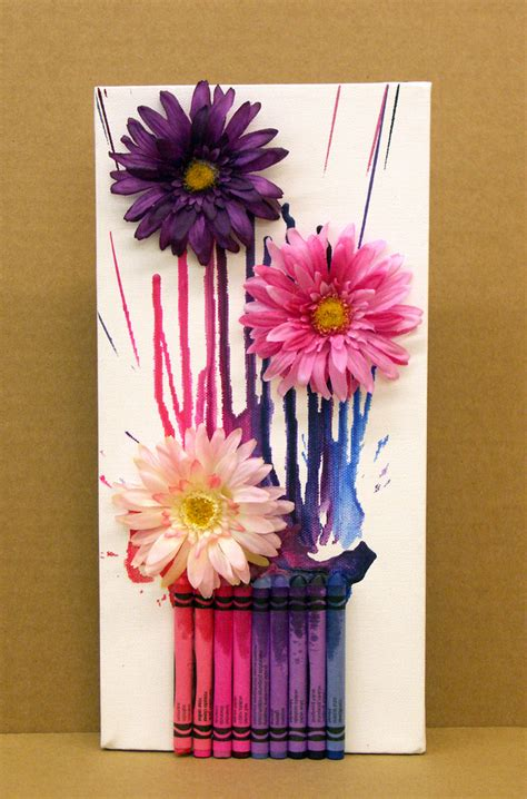 crayon crafts for ben franklin crafts and frame shop wa how to