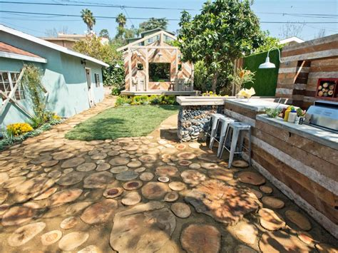 hgtv backyards 15 before and after backyard makeovers hgtv