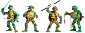tmnt colors and names review playmates mutant turtles classics