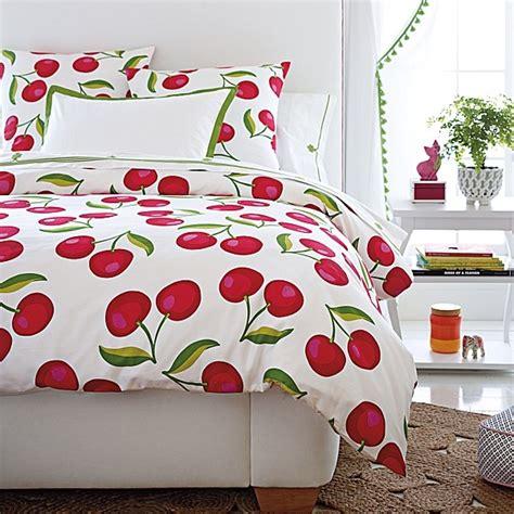 cherry comforter set children s bedding ideas with summer style photos