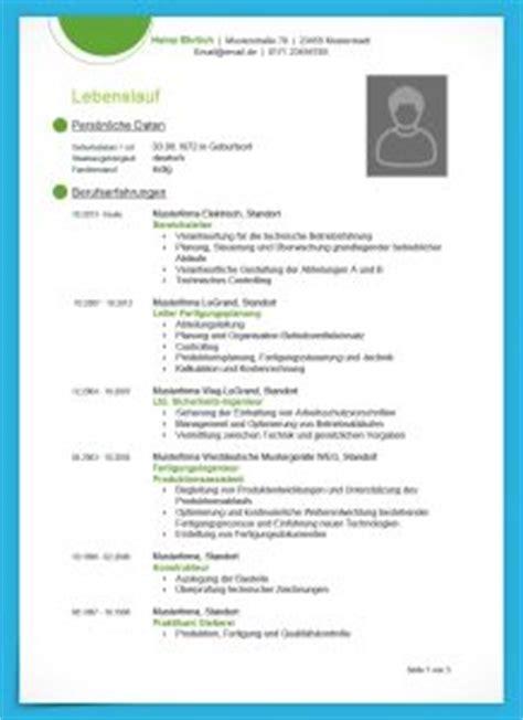 Bewerbung Projektliste Beispiel Lebenslauf Beispiele F 252 R Die Perfekte Bewerbung
