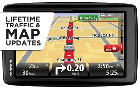 tomtom california map tomtom via 1605tm auto 6 034 gps lifetime map traffic