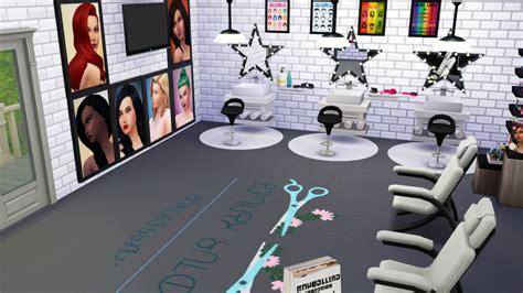 Sims 4 Cc Beauty Salon | lana cc finds brittpinkiesims the sims 4 beauty salon