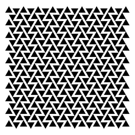 geo pattern tumblr geo pattern black white simplicity pinterest