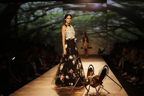 Fashion Gets Geeky Onoff To Be Showcased In Second by India Fashion Week Where Fashion Gets A New
