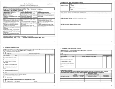5 whys template free download root cause analysis template 15 free