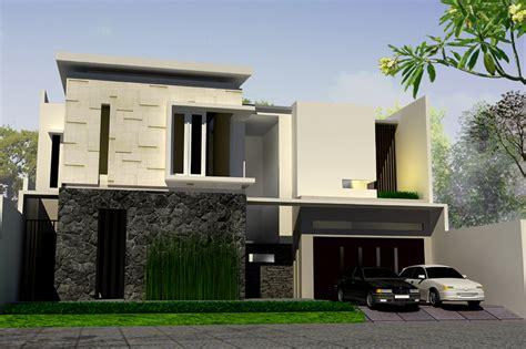 design exterior rumah minimalis modern 142 gambar contoh desain rumah minimalis modern