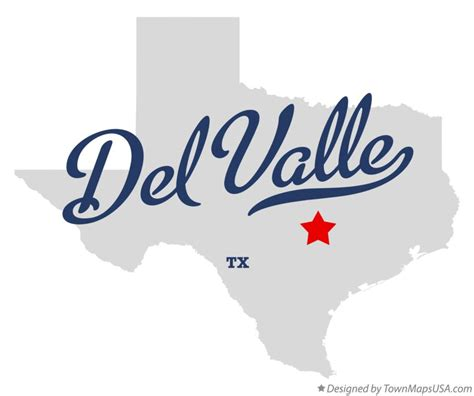 valle texas map map of valle tx texas