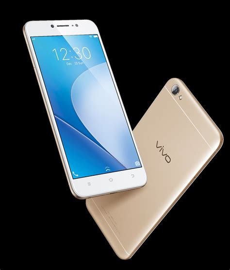 Vivo Y69 3 16 vivo y69 with 16 megapixel front moonlight glow