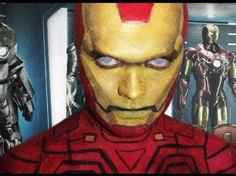 iron man eyes or repulsor tutorial youtube iron man makeup tutorial youtube