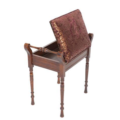 edwardian piano stool the unique seat company
