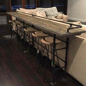 high table behind couch 25 best ideas about bar tables on pinterest bar height
