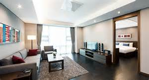 bedroom apartments south central seoul apartment for rent fraser place seoul korea hotel