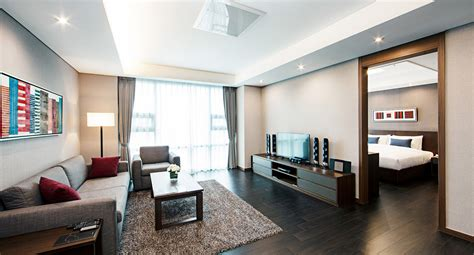 Two Bedroom Suites Chicago two bedroom serviced apartments fraser place central seoul