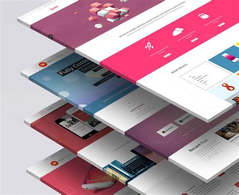 mockup design html 15 amazing screen mockups to present your ui design