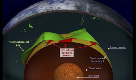 puzzling pockets  rock deep  earths mantle research  michigan state university