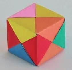 How Is Origami Related To Math - origami de mathef 228 scht
