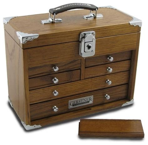 Wooden Dining Room Table tool chest gerstner gi 511 mini max chest with top handle