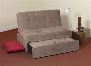 siesta compact small sofa bed