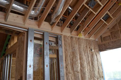 Vaulted Ceiling Acoustics Study Dunbar House 171 Home Building In Vancouver