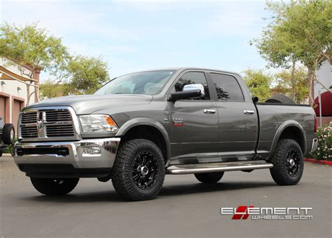 wheels for 2012 ram 2500 18 inch xd hoss black wheels on 2012 ram 2500 w specs wheels