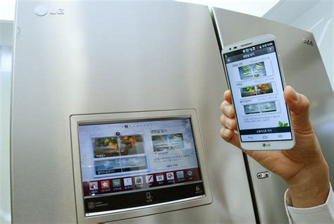 Modem Smartfren Lg lg rolls out premium smart appliances that chat potentash