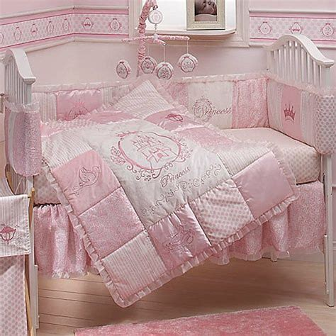 Princess Nursery Bedding Sets 9 Best Images About Princess Baby Room On Pinterest Pink Crib Sets And Babies