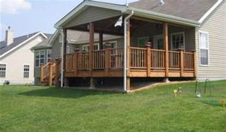 covered deck covered deck plans new interior exterior design