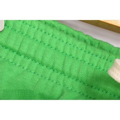 celana pendek pantai casual wanita motif polos size s green jakartanotebook