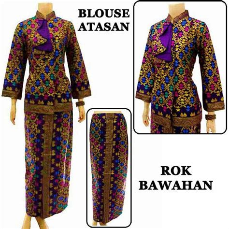 Rok N Blouse Batik Bunga 17 best images about fash n on sleeve peplum top tracy reese and peplum tops