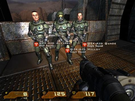 quake 4 console murphy s marines console commandos at quake 4 nexus