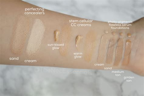Golden Color Shades by Juice Beauty Phyto Pigments Flawless Serum Foundation