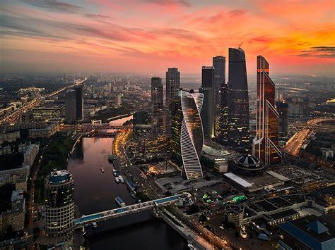 De City moscow international business center