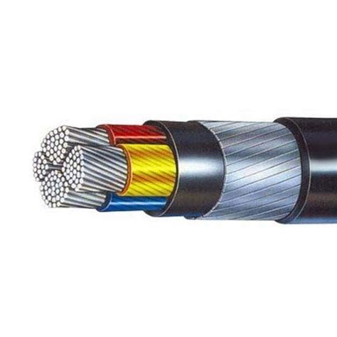 4 Armoured Cable Prices by Buy Polycab 300 Sqmm 3 5 Aluminium Armoured Power