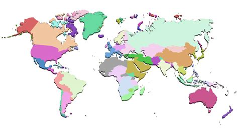 world map image 3d world map 3d hd www pixshark images galleries with