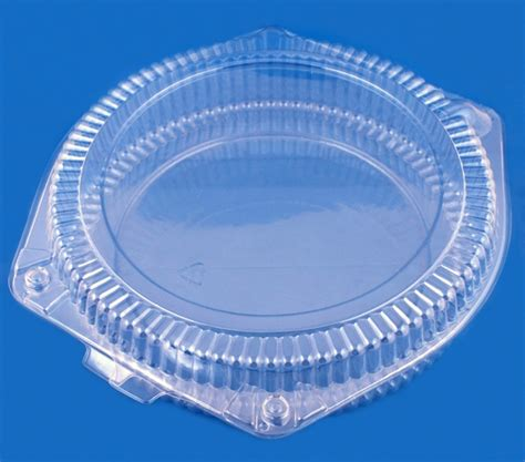 Cake Cases 95mm Base 41mm Polos patipack hinged patisserie containers