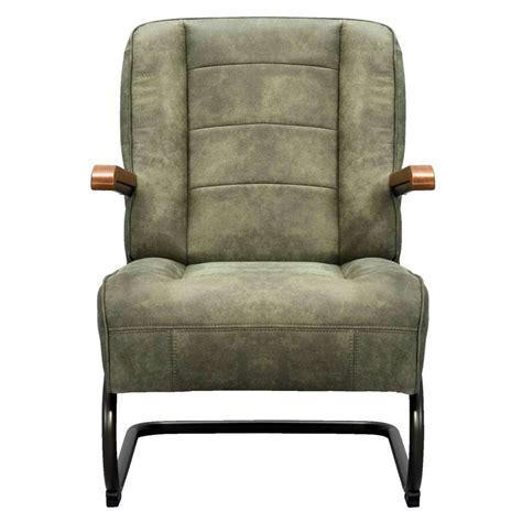fauteuils stoelen fauteuil ivar stof olijfgroen