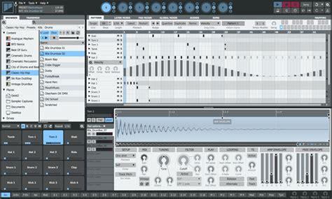 drum pattern plugin fxpansion announces geist2 beat production system 187 synthtopia